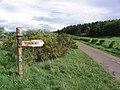 A minor road to Powburn - geograph.org.uk - 427543.jpg