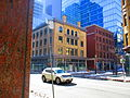 A modern ugly false front was removed from the Yonge street facade between Temperance and Adelaide -- looks nice, 2016 03 06 (1) (25204898129).jpg