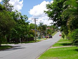 A street in the suburb of Bray Park, Queensland.jpg