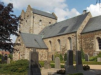 Aa Church - Aa Church, Bornholm