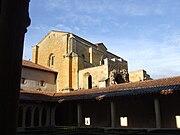 Abbaye de Charlieu - Avant-Nef