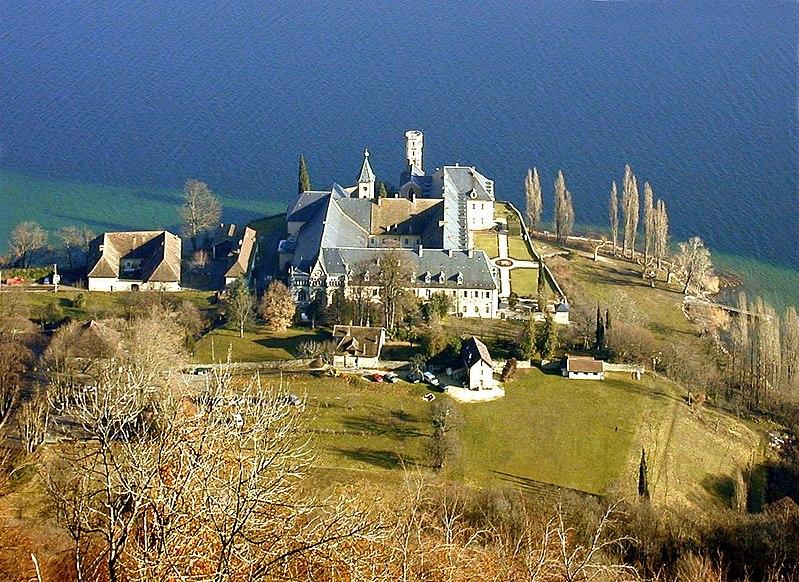 Abbaye royale de Hautecombe II - 200501.JPG