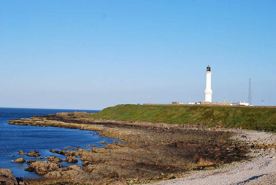 Aberdeen Coast light house