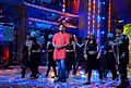 Abhishek Bachchan on the sets of 'Jhalak Dikhhlaa Jaa 5'(4).jpg