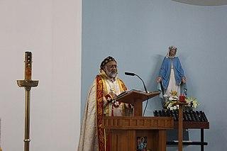 Abraham Mar Julios Indian bishop