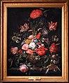 Abraham mignon, fiori in un vaso di metallo, 1670 ca.jpg