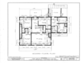 Abram G. Eckerson House, Chestnut Ridge Road, Montvale, Bergen County, NJ HABS NJ,2-MONT,1- (sheet 9 of 17).png