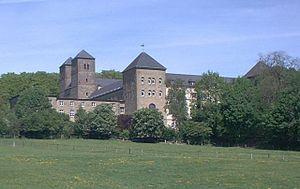 Abtei Gerleve Frühling