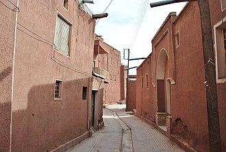 Abyaneh - Image: Abyaneh 3