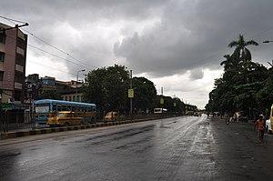 AJC Bose Road & APC Road - A P C Road, near Bose Institute towards Shyambazar, Kolkata