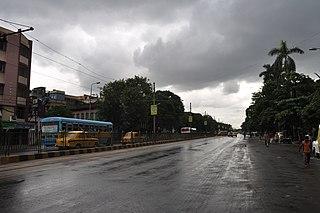 AJC Bose Road & APC Road Road in Kolkata, India