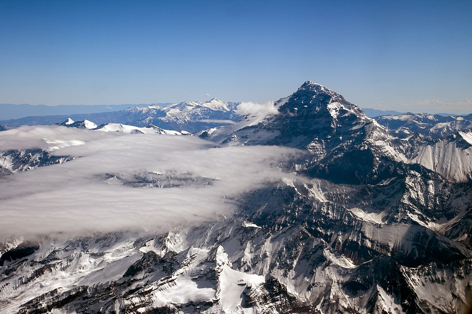 Aconcagua fjell
