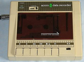 Acorn Electron - Acorn ALF03 Data Recorder