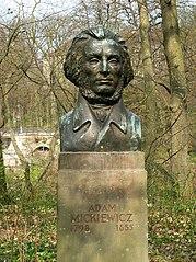 Adam-Mickiewicz Denkmal (Weimar)