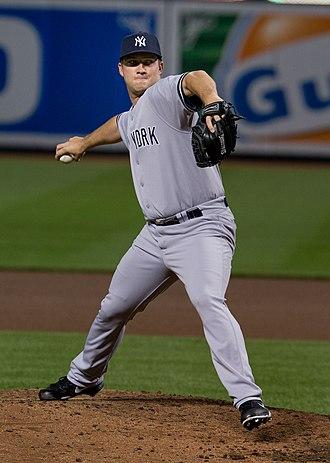 Adam Warren (baseball) - Warren with the New York Yankees