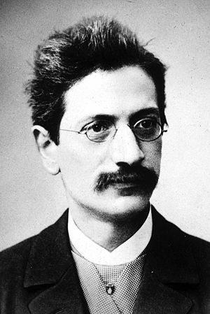 Adolf Hurwitz - Image: Adolf Hurwitz
