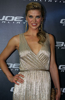 Adrianne Palicki in Sydney, Australia, on 14th March 2013.jpg