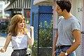 Adrienne Shelly as Dannie and Max Parish as Eli Bud Fritz.jpg