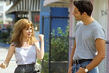 Adrienne Shelly as Dannie and Max Parish as Eli Bud Fritz.jpg
