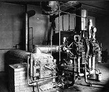 Px Aegidius Elling Gas Turbine
