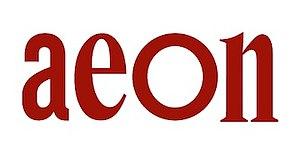 Aeon (digital magazine) - Image: Aeon Logo