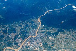 Aerial view of Lechang from CA1896 (20190717134454).jpg