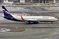 Aeroflot, VQ-BHW, Boeing 737-8LJ (46715425765).jpg