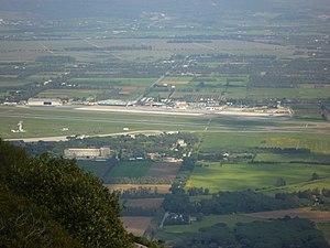 Alghero-Fertilia Airport - Aerial view