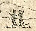 Aetas, detail from Carta Hydrographica y Chorographica de las Yslas Filipinas (1734).jpg