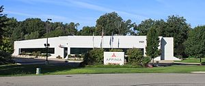 Affinia Group - Affinia corporate offices, Ann Arbor