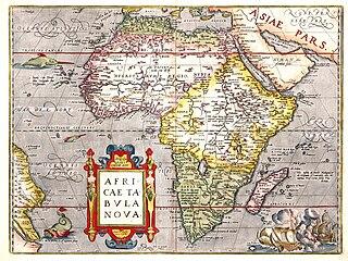 Abraham Ortelius 1570