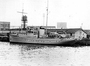 USS Goldcrest (AM-78) - Image: Agate (P Yc 4)