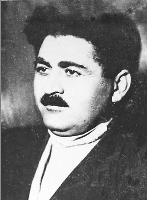 Armenian Soviet Socialist Republic - First Secretary of the Armenian Communist Party Aghasi Khanjian, a native of Van and a devoted communist, is widely believed to have been executed in 1936 by Lavrentiy Beria.