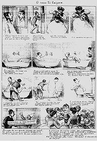 ad394aa37 História em quadrinhos no Brasil. Origem: Wikipédia, a enciclopédia ...