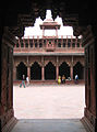 Agra Fort - views inside and outside (22).JPG