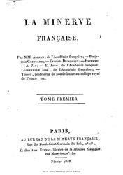 La Minerve française