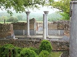 Aile thermale (Villa gallo-romaine de Montmaurin).JPG