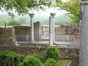 Montmaurin - Roman villa