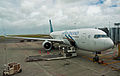 Air New Zealand 767, Auckland, 21 Oct. 2010 - Flickr - PhillipC.jpg