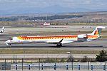 Air Nostrum, Canadair CL-600-2E25 Regional Jet CRJ-1000, EC-LPN - MAD (21729044564).jpg