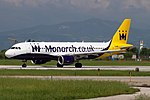 Airbus A320-214, Monarch Airlines JP7608664.jpg