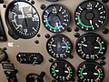 Aircraft instruments OE-FMW 2014 01.jpg