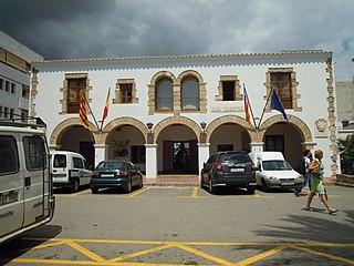 Santa Eulària des Riu (municipality) Town & Municipality in Balearic Islands, Spain