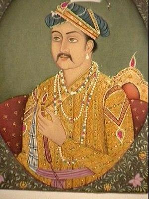Jharokha Darshan - Emperor Akbar.