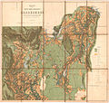 Akershus amt nr 38-3- Kart over Terrainet omkring Exercerpladsen Gardermoen, 1859.jpg