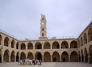 Khan al-Umdan - Image: Akko BW 13
