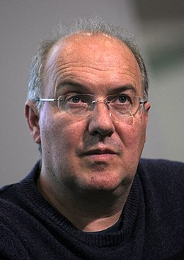 Alain Damasio, 2019 (cropped).JPG