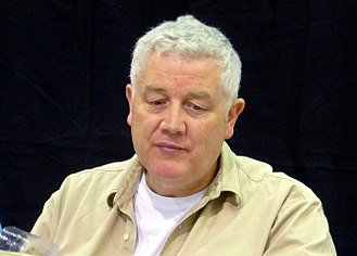 Alan Davis - Davis in the 2013 Chicago Wizard World