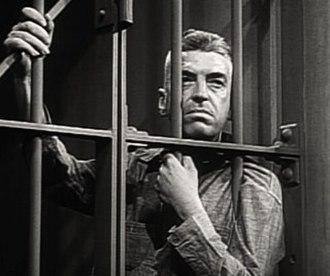 Alan Roscoe - Alan Roscoe in The Last Mile (1932)