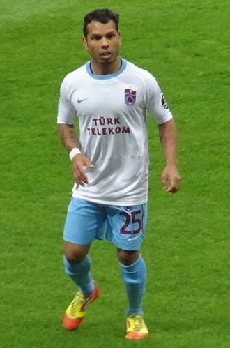 Alanzinho - With Trabzonspor in 2012